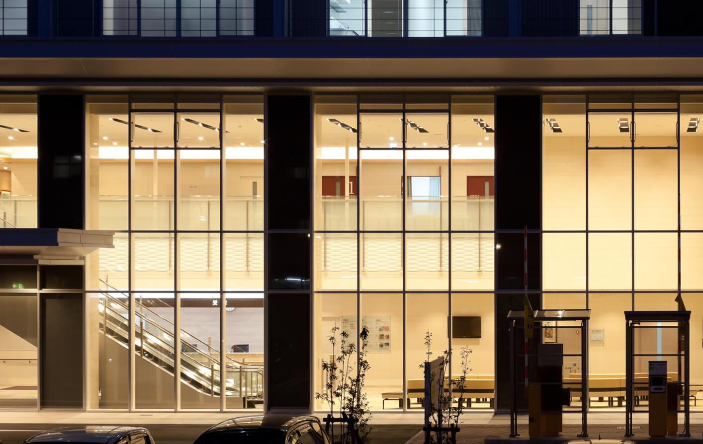 中日設計は創業から50年以上東海地区を中心に医療・福祉施設の設計を1000件以上手がけてきました。