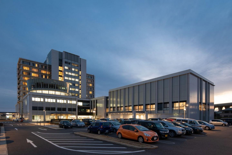 一宮西病院北棟