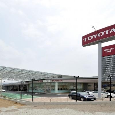 静岡トヨタ自動車株式会社 函南店