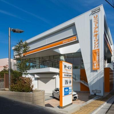 トヨタ東京カローラ株式会社 江東店
