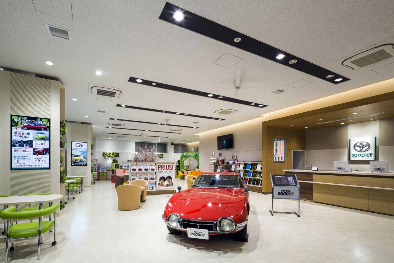 東京トヨペット株式会社 八王子店