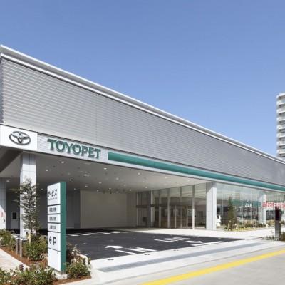 東京トヨペット株式会社 葛飾店