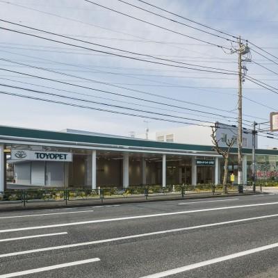 東京トヨペット株式会社 小平店