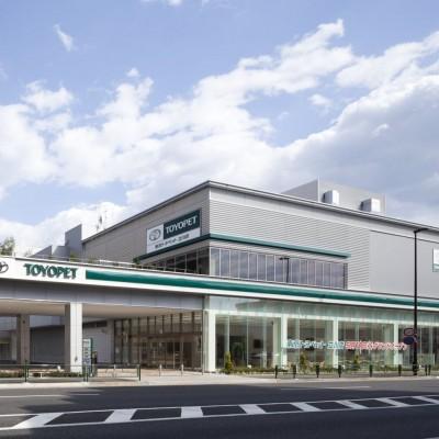 東京トヨペット株式会社 立川店