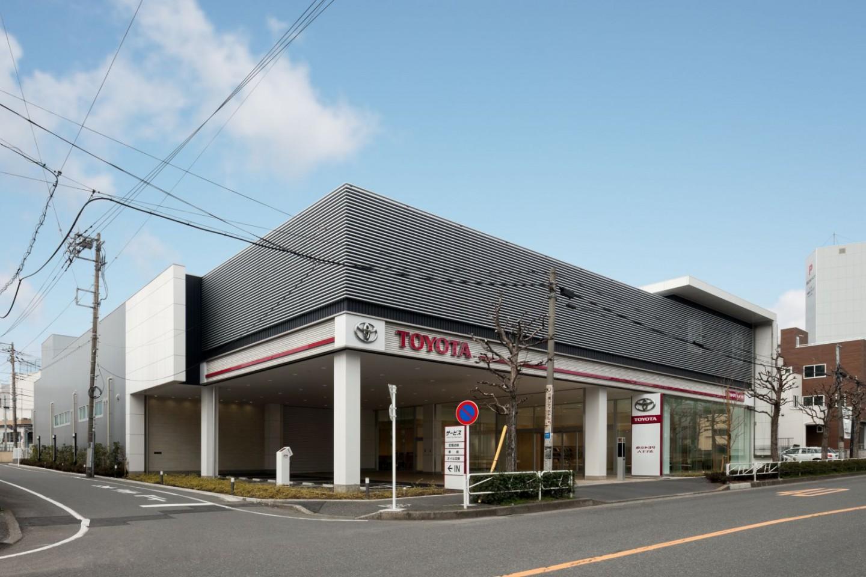 東京トヨタ自動車株式会社 八王子店