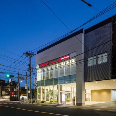 東京トヨタ自動車株式会社 墨田店