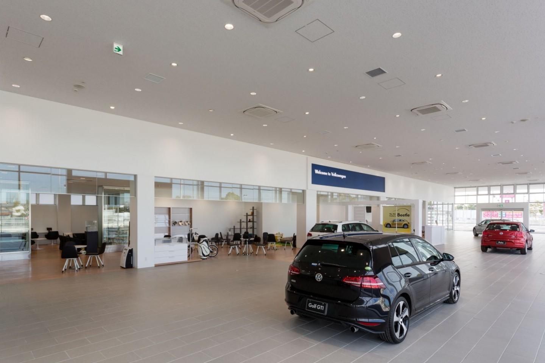 和歌山トヨタ自動車株式会社 Volkswagen 和歌山中央