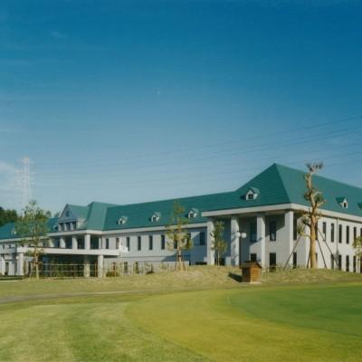 タートルエースゴルフ倶楽部クラブハウス