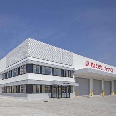 トヨタL&F中部株式会社 岡崎営業所
