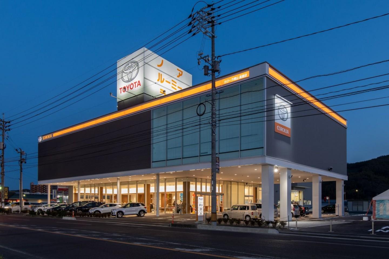 トヨタカローラ岡山株式会社 高屋店