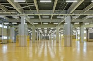 フジトランスコーポレーション 豊田物流センター2号倉庫