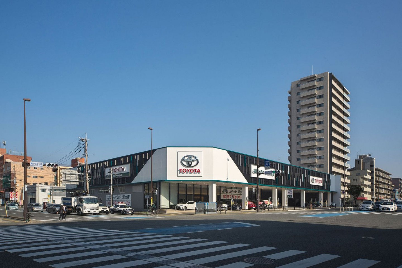 福岡トヨペット株式会社 清水店